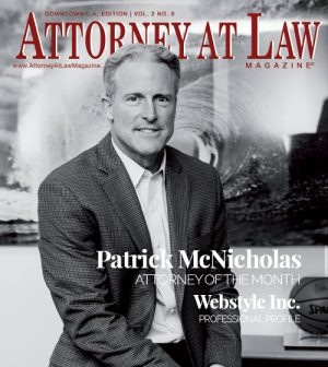 Pat's Attorney At Law Cover