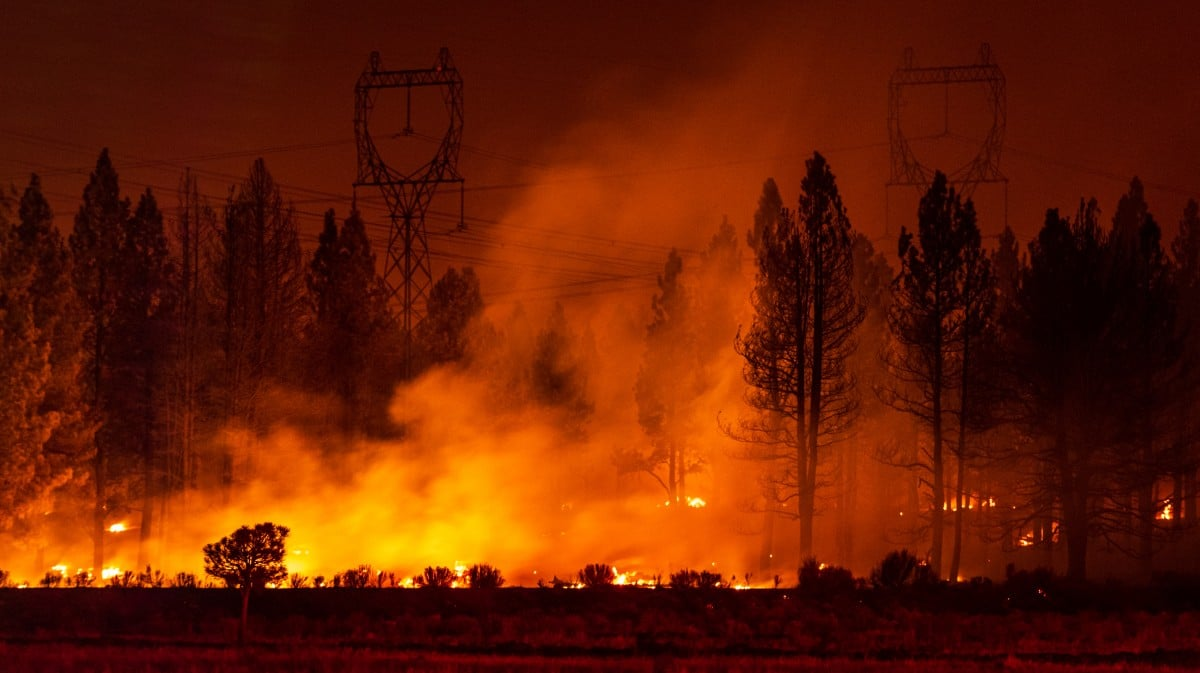 Did PG&E's Equipment Start the Massive Dixie Wildfire?